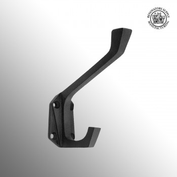 <PRE>Iron Coat Hook  4 1/4: Height X 3 1/4inch Projection</PRE>zoom2