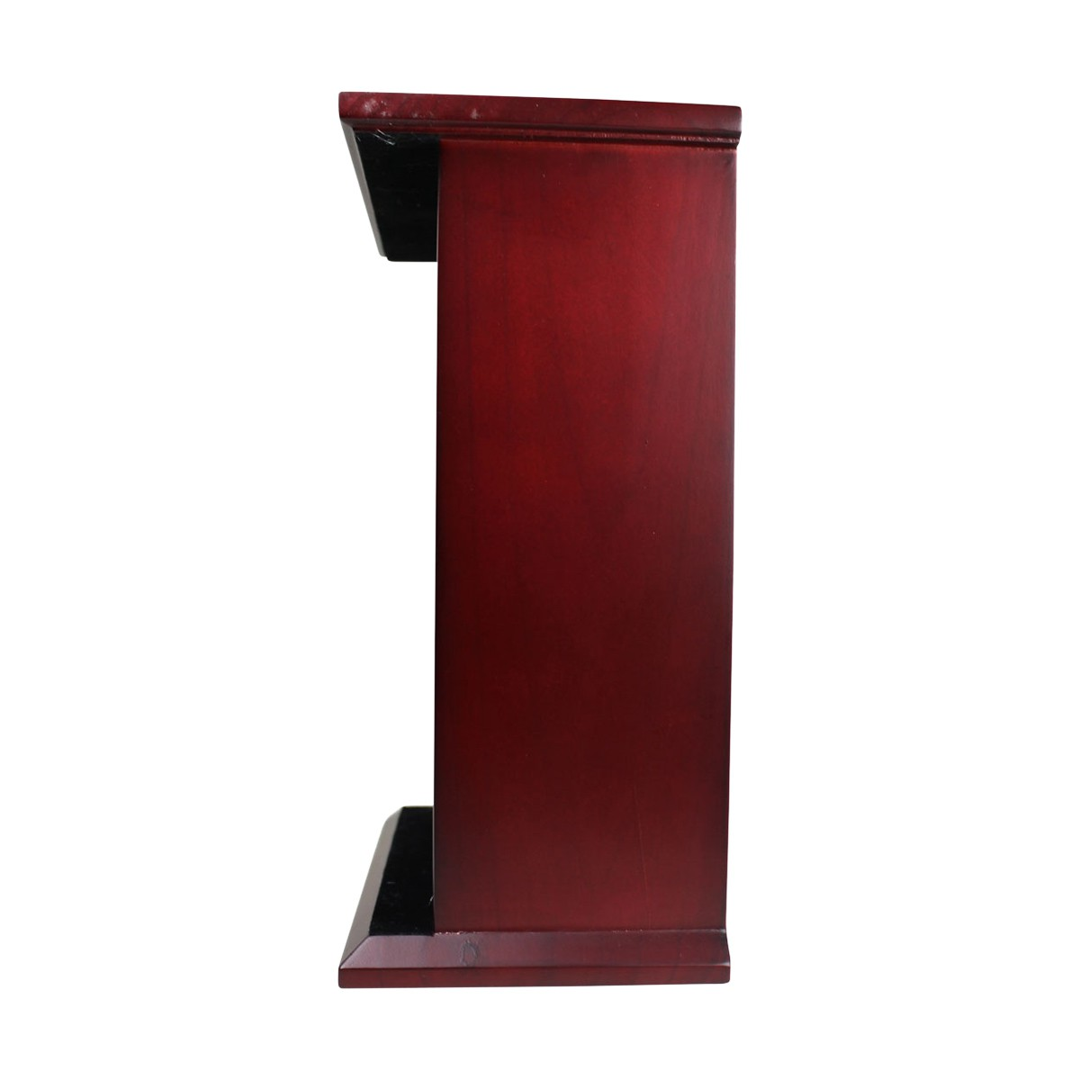 Display Boxes Country Pine Ornament Display 7.5H Pine Ornament Display Boxes Ornament Display Box Pine Ornament Boxes