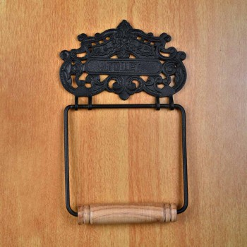 Black Aluminum Toilet Tissue Holder Princess Crown Black Toilet Paper Holder Brass Toilet Paper Holder Tissue Holder For Bathroom