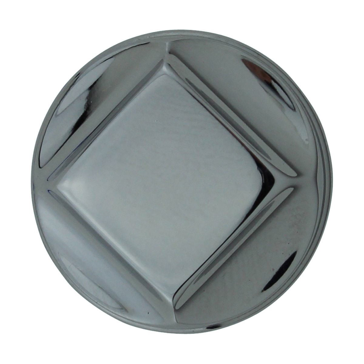 Cabinet Knob Bright Chrome 1 Dia X 78 Proj Modern Kitchen Cabinet Hardware Unique Cabinet and Drawer Chrome Knobs Antique Chrome Cabinet Knob