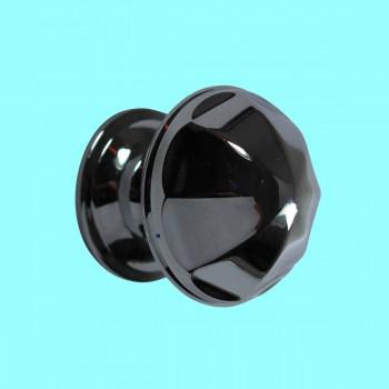 <PRE>Cabinet Knob Bright Chrome Octagonal 1inch Dia </PRE>zoom2