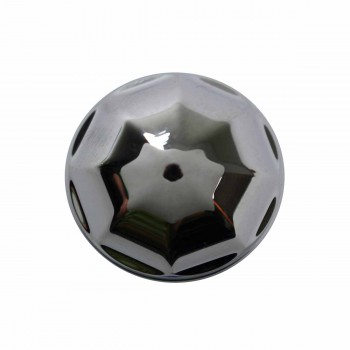 Cabinet Knob Bright Chrome Octagonal 1 Dia Modern Kitchen Cabinet Hardware Cabinet and Drawer Bright Chrome Knobs Unique Bright Chrome Cabinet Knob
