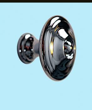 <PRE>Cabinet Knob Bright Chrome 1inch Dia X 7/8&quot; Proj </PRE>zoom2