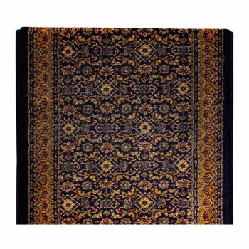 Runner Area Rug 2 3 Wide Sold by Foot Blue Polypropylene