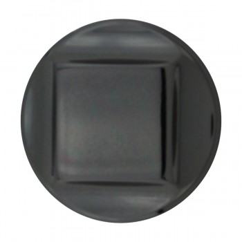 <PRE>Cabinet Knob Nickel Black Solid Brass 1 1/4inch Dia </PRE>zoom3