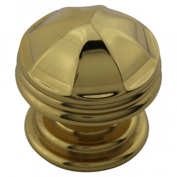 Cabinet Knob Bright Brass 1 14 Dia Octagonal Traditional Brass Cabinet Knob Modern Kitchen Cabinet Brass Hardware Black Unique Cabinet and Drawer Knobs