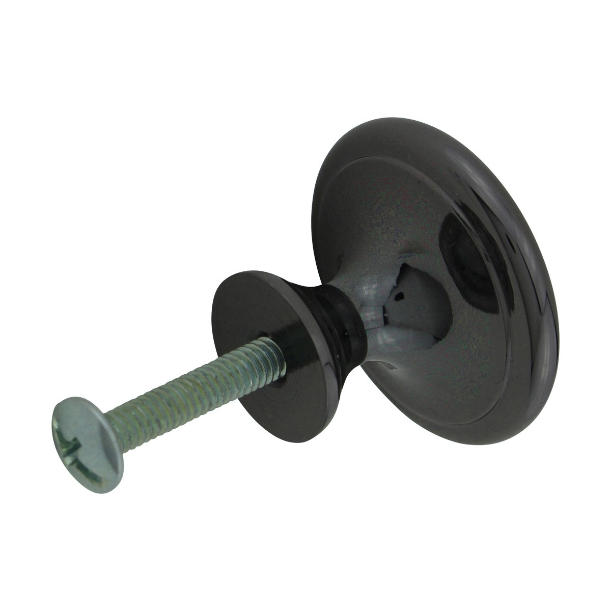 Cabinet Knob Nickel Black Solid Brass 1 14 Dia Modern Kitchen Cabinet Hardware Kitchen Cabinet Knobs And Pulls Unique Black Nickel Cabinet Knob