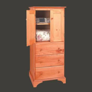 <PRE>Shaker Heirloom Pine Shaker Linen Chest Heirloom stain</PRE>