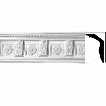 Cornice White Urethane 9 H Tyrese Ornate Cornice Molds Moulds Decorative White Crown Molding Moulding Simple Ceiling Crown Molding Moulding