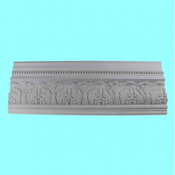 Cornice White Urethane Sample of 10499 18 Long Cornice Cornice Moulding Cornice Molding