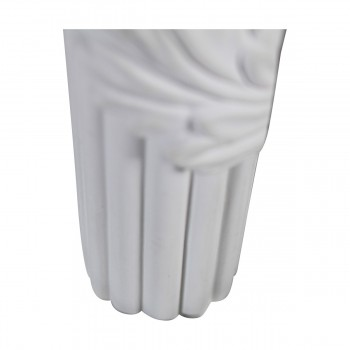 Renovators Supply Crown Molding White Urethane  77 12 L  Xanna Ornate Cornice Molds Moulds Decorative White Crown Molding Moulding Simple Ceiling Crown Molding Moulding