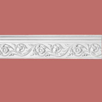 <PRE>Cornice White Urethane Sample of 1050119.75inch Long </PRE>zoom3