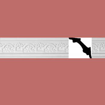 White Urethane foam 97 34 L Palso Cornice Ornate Crown Molding Corners Decorative White Crown Molding Simple Ceiling Crown Molding