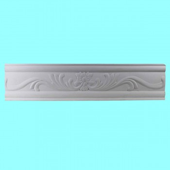 <PRE>Cornice White Urethane Sample of 10511 19.75inch Long </PRE>zoom7