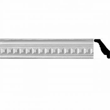 Ornate Cornice White Urethane  94 34 L Amelia Ornate Crown Molding Corners Decorative White Crown Molding Simple Ceiling Crown Molding