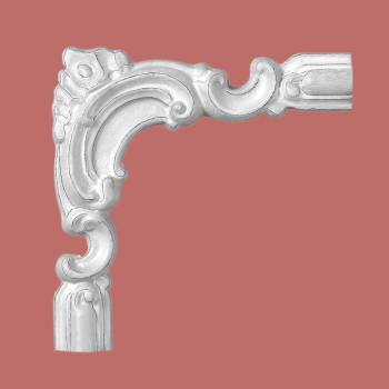 Roman Door Trim White Urethane Foam Corner 8 H X 8 W Door Trim Corner White Decorative White Door Trim Simple Roman Door Trim