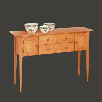 <PRE>Sideboards Heirloom Pine 56inchW </PRE>zoom2