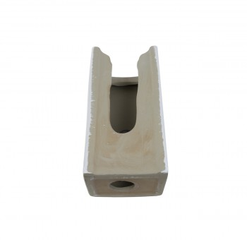 <PRE>Renovator's Supply Child White Bathroom Pedestal Sink Centerset Faucet Holes</PRE>zoom7