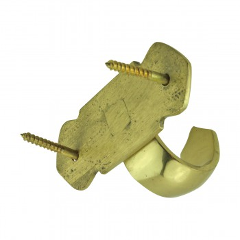 <PRE>Victorian Solid Brass Sash Lift </PRE>