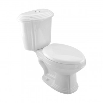 <PRE>Dual Flush Toilet White Porcelain Elongated Two-Piece Toilet</PRE>zoom3