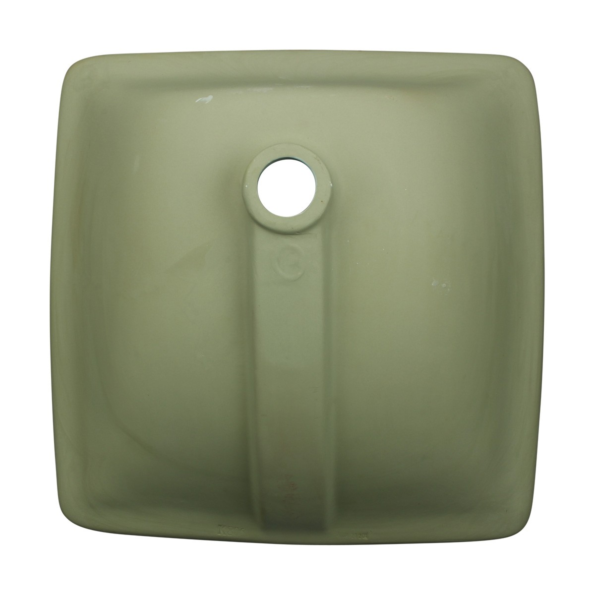 Providence Under Counter White Vessel Sink Overflow bathroom vessel sinks Countertop vessel sink Bathroom Vessel Sink