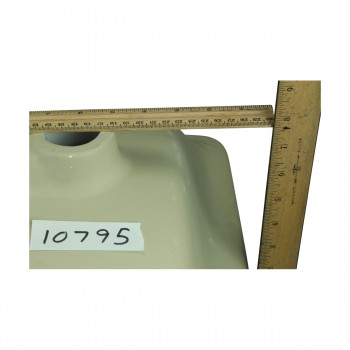 <PRE>inchProvidence&quot; Under Counter White Vessel Sink Overflow </PRE>zoom10