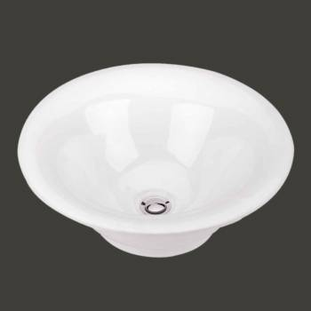 Above Counter Vessel Bathroom Sink White Porcelain bathroom vessel sinks Countertop vessel sink ceramic porcelain basin remodel small