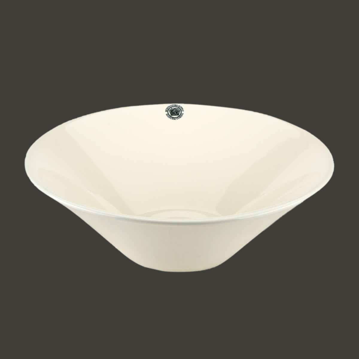 Bathroom Sink Above Counter Vessel Bone Vitreous China