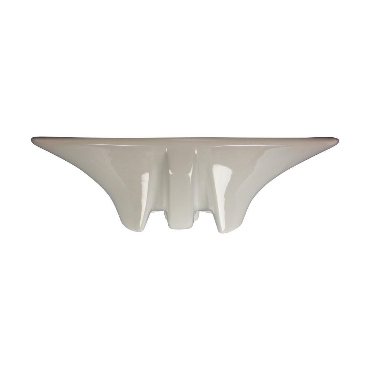 Bathroom Vessel Sink White Porcelain Capello bathroom vessel sinks Countertop vessel sink ceramic porcelain basin remodel small