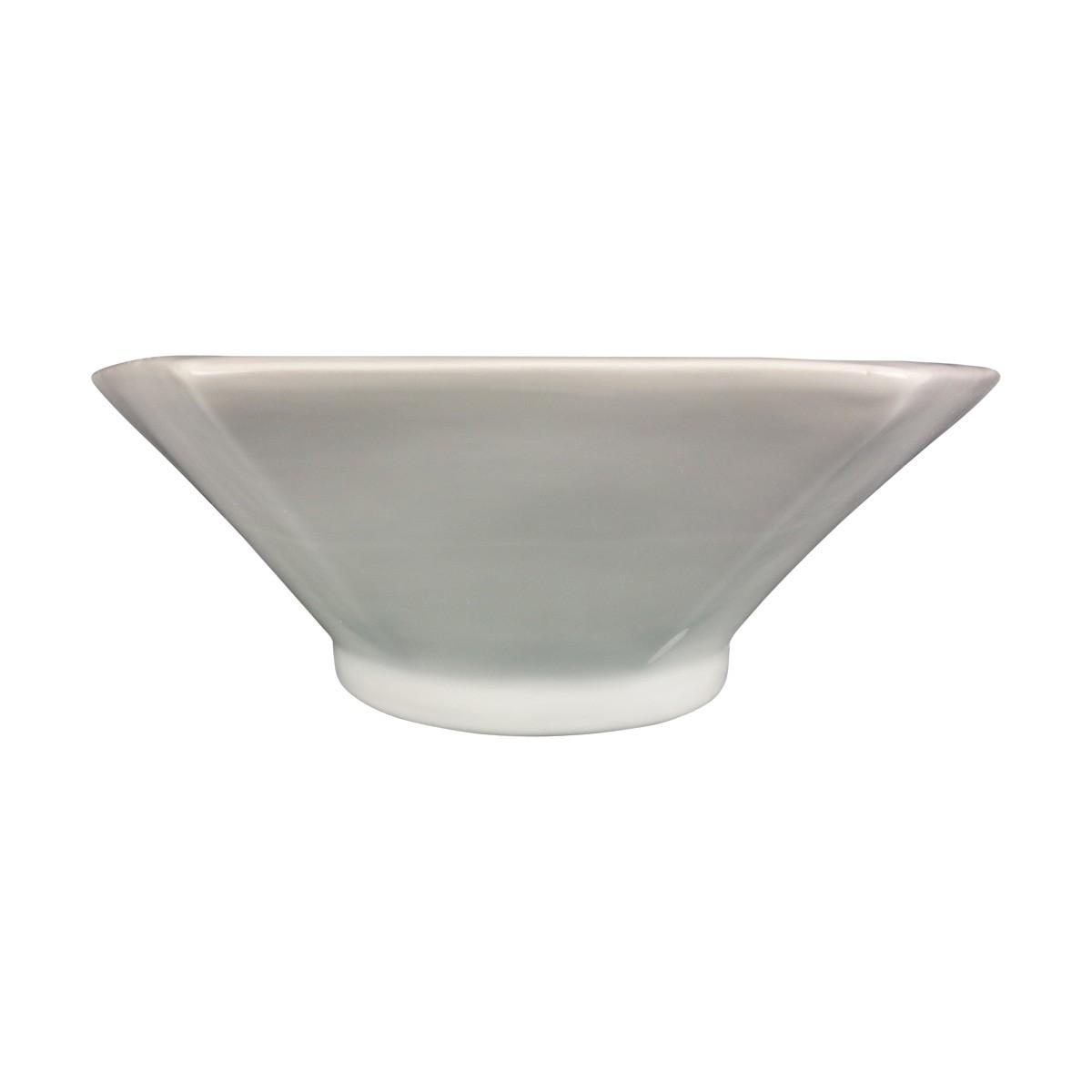 Bathroom Vessel Sink White Porcelain Hexagon bathroom vessel sinks Countertop vessel sink ceramic porcelain basin remodel small