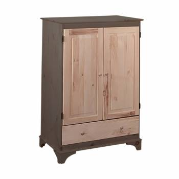 Video Cabinet Unfinished Pine Hadley Cabinet 1083013grid