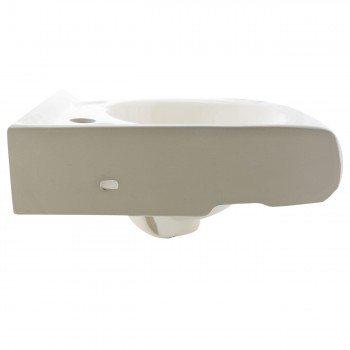 <PRE>Renovator's Supply Bone Vitreous China Corner Wall Mount Bathroom Sink</PRE>zoom6
