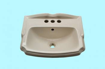 <PRE>Bathroom Sink Small Bone China Cloakroom 19inch Wall Mount </PRE>zoom2