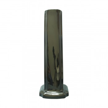<PRE>Bathroom Pedestal Black China Pedestal Only </PRE>zoom3