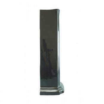 <PRE>Bathroom Pedestal Black China Pedestal Only </PRE>zoom4