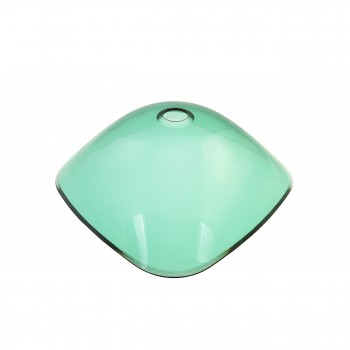 <PRE>Tempered Glass Sink with Drain, Single Layer Green Square Bowl Sink</PRE>zoom7