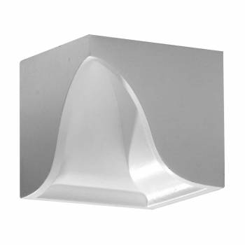 <PRE>Crown Molding Corner Block Divider White Urethane 4inch </PRE>zoom1