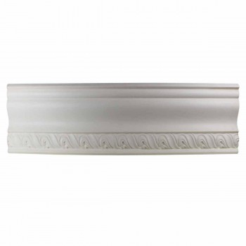 Ornate Cornice White Urethane  94