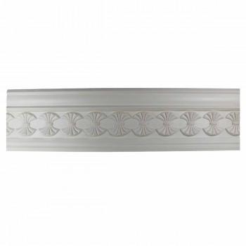 <PRE>Ornate Cornice White Urethane  94inch L Carlotta </PRE>zoom1