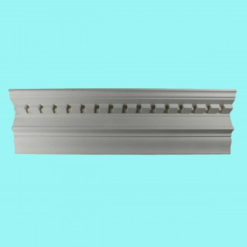 <PRE>Cornice White Urethane 23.5&quot; Sample of 10993 </PRE>