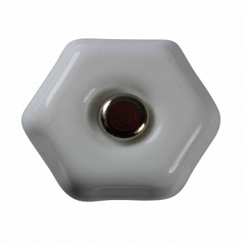 <PRE>Milk Glass Cabinet Knobs and Pulls 1 1/4 Inch Dia W/ Chrome Screw</PRE>zoom3