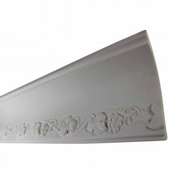 Cornice White Urethane  94 L  Daria Ornate Cornice Cornice Moulding Cornice Molding