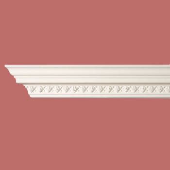 <PRE>Cornice White Urethane Sample of 11180 23.5inch Long </PRE>zoom7
