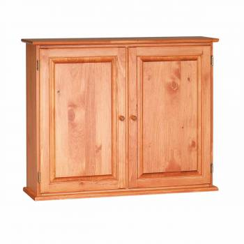 Shelf Heirloom Solid Pine Classic Secretary Desktop Kit Heirloom Pine 111815grid