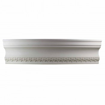 <PRE>Cornice White Urethane Bishop's Waltham Ornate  94inch L  </PRE>zoom1