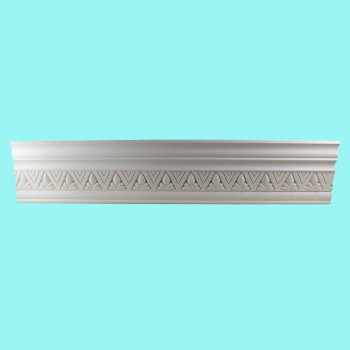 Cornice White Urethane Sample of 11185 24 Long Cornice Cornice Moulding Cornice Molding