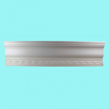 <PRE>Cornice White Urethane Sample of 11190 24inch Long </PRE>zoom4