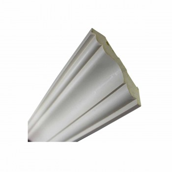 Ornate Cornice White Urethane  96 L  Queensborough Cornice Cornice Moulding Cornice Molding