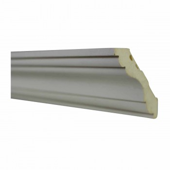 <PRE>Ornate Cornice White Urethane  96inch L  Queensborough </PRE>zoom1
