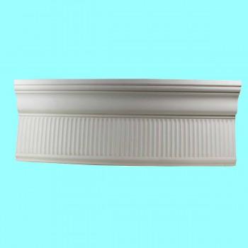 Ornate Cornice White Urethane  96 L  Sunderland Cornice Cornice Moulding Cornice Molding